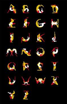 Malika Favre : The Kama Sutra Alphabet