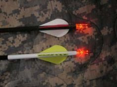 Homemade Lighted Arrow Nocks: Hi There! My story really isn't a story, but rather a tip as how to make your own lighted nocks and fairly inexpensively compared to a product that is