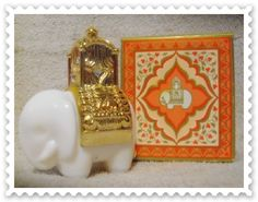 Avon Porcelain Royal Elephant Charisma