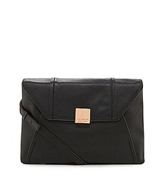 Antonio Melani Triple Compartment Flap CrossBody Bag #Dillards