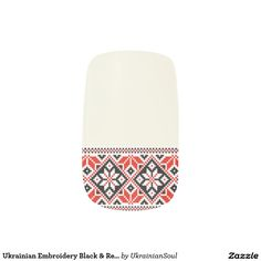 Get yourself some fun Polish nail art from Zazzle! Check out our unique assortment of nail wraps right now! Minx Nails, Nail Wraps, Some Fun, Nail Designs, Nail Polish, Nail Art, Embroidery, Floral, Fabric