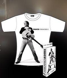 Maglietta Vasco Rossi.