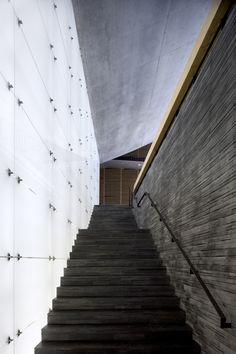 Cultural Centre in Cartaxo | cvdb arquitectos | Photo: FG + SG Fernando Guerra e Sérgio Guerra  | Archinect