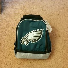 Eagles Lunch bag BNWT could be used at lunch bag or whatever Bags Mini Bags