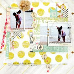 by mini--scrap bag 2014 -August