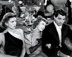"""""""The Awful Truth"""" (1937) Irene Dunne, Cary Grant"""