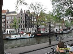 Anne Franks House..such a moving place to visit