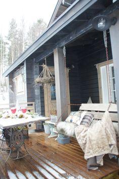 Outdoor Villa, Exterior, Patio, Outdoor Decor, Home Decor, Decoration Home, Room Decor, Outdoor Rooms, Home Interior Design