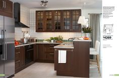 Ikea Kitchen Ideas from 2012 catalog   For the Home