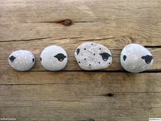 stone, natural stones, painted rocks, nature discoveries, island, Gotland, hand work, home made