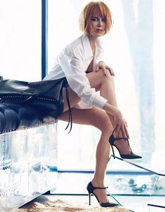Nicole Kidman Stars in Jimmy Choo Campaign | She's In Vogue
