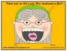 Old Lady Swallowed Bat Mini-Unit