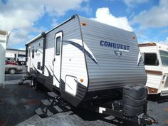 2016 Gulf Stream Conquest 260RLS for sale - Inverness, FL | RVT.com Classifieds Travel Trailers For Sale, Rv For Sale, Inverness, Caravan, Recreational Vehicles, Florida, Trailer Homes For Sale, The Florida, Camper