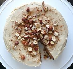 Paleo Carrot Cake - GrokGrub