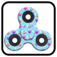 The Hottest Toy of 2017    The Hottest new toy this year is undoubtedly the Fidget Spinner. With this hype kids have been desperate to get their hands on any spinner they can to …