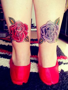 Old school roses