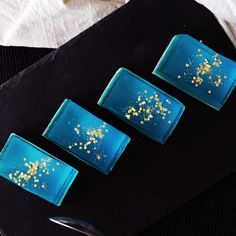 You won't need a space telescope to enjoy this galaxy-inspired dessert.