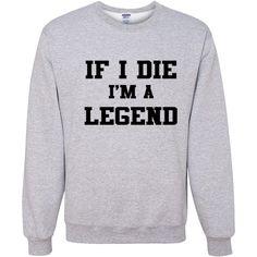 If I Die I'm A Legend