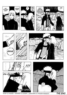 NARUSAKU A kiss after war part 2 (end) by NaruSasuSaku91.deviantart.com on @deviantART