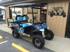We are so impressed with this custom paint job!!! Totally different from our other beach/tropical scenes!