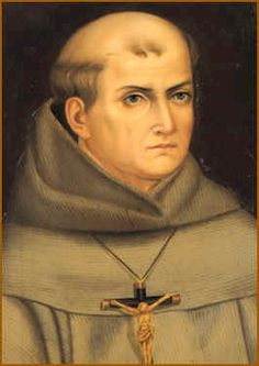 Fra Juníper Serra (November 24, 1713 – August 28, 1784) was a Majorcan Franciscan friar who founded the mission chain in Alta California of the Las Californias Province in New Spain—present day California, United States. Fr. Serra was beatified by Pope John Paul II on September 25, 1988.