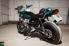 Kawasaki Z 900 Umbau Von Green Island Bikes Custombikes Der Elbinsel Krautsand Gib