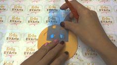 Krika EVArts - Dica de pintura de olhos
