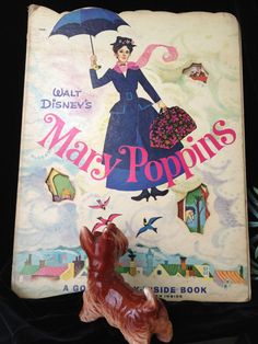 Your place to buy and sell all things handmade Mary Poppins Book, Walt Disney Mary Poppins, Uncle Albert, Libros Pop-up, Light Writing, Chimney Sweep, Up Book, Beautiful Stories, Classic Mini