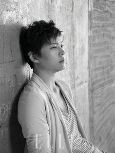 Elle, 2013.03, Joo Won