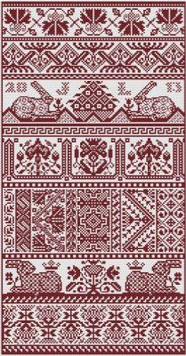 Long Dog Samplers - Cross Stitch Patterns & Kits - 123Stitch.com
