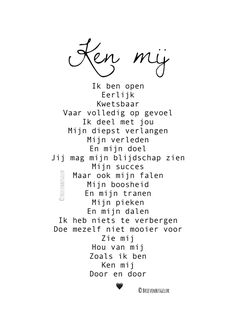 Wall Quotes, Words Quotes, Me Quotes, Sayings, Love Words, Beautiful Words, Dutch Words, Selfie Quotes, Serious Quotes