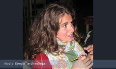 Nadia Sergio archeologa