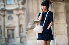 Street Style from Paris Fashion Week Spring 2014 - Paris Fashion Week Spring 2014 Street Style, Day 8