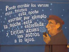 Pablo Neruda. Veinte poemas de amor y una canción desesperada. Wheni first read this poem it was in english but still breath taking