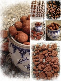 CDJetteDC's LCHF: Sprøde pebernødder og julesmåkager, sukkerfrie, glutenfrie - uden mel.
