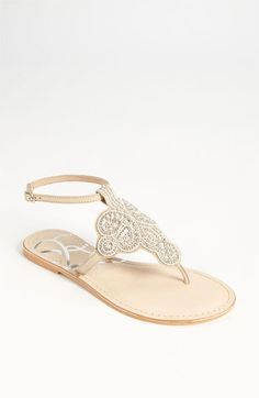 Looove these also!  :)  J. Reneé 'Glint' Sandal available at Nordstrom