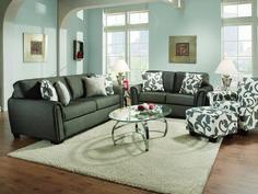 Talbot Onyx Sofa: Rothman Furniture