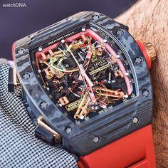 Richard Mille RM50-01 Tourbillon G Sensor .