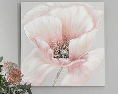 Acrylic Painting Flowers, Daisy Painting, Abstract Flowers, Creative Wall Painting, Creative Art, Art Floral, Nature Artwork, Diy Canvas Art, Flower Art