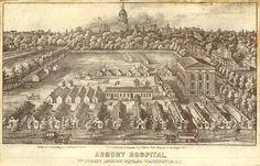 Armory Square Hospital. Washington. 1862.