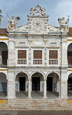 Universidade de Évora.