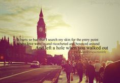 Exit Wounds- the Script  lyrics from: lindsbeckwith