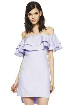 Amira Ruffle Dress
