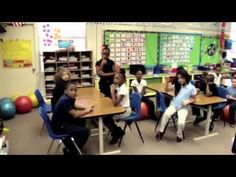 Watch Maddie Mahan guide her high energy, Oklahoma 3rd graders through a classic, Whole Brain Teaching Five Step Lesson. (Step 1) State the question. (Step 2...