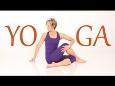 Yoga Class mit Gabi Fastner - New Ideas Fitness Workouts, Yoga Fitness, Physical Fitness, At Home Workouts, Fitness Sport, Yin Yoga, Sanftes Yoga, Yoga Logo, Pilates