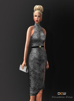 "https://flic.kr/p/iuMxff | ""DEW"" Donatello dress |  DEW Fashion Main store     DEW Fashion at Marketplace"