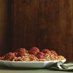 The Best Ever Spaghetti & Meatballs - FineCooking