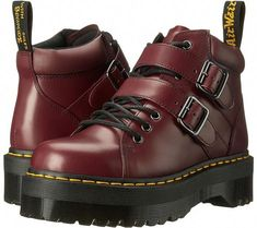 Dr. Martens Bryony Lace Buckle Boot #docmartensoutfits