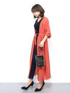 低身長さんにおすすめ♡2018年春夏コーデ&スタイルアップに欠かせないポイントをご紹介! | folk (3ページ) Office Fashion, Japanese Girl, Asian Fashion, Simple Style, Duster Coat, Give It To Me, Girl Outfits, Womens Fashion, Jackets