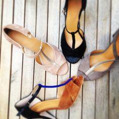 Ça sent le printemps ;) #chaussures #printemps #sézane